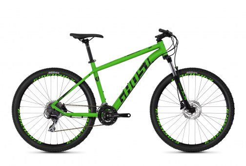 Ghost Kato 3.7 AL U - 2020 | Riot green