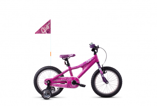 Ghost POWERKID AL 16 K - 2020 | Dark fuchsia pink